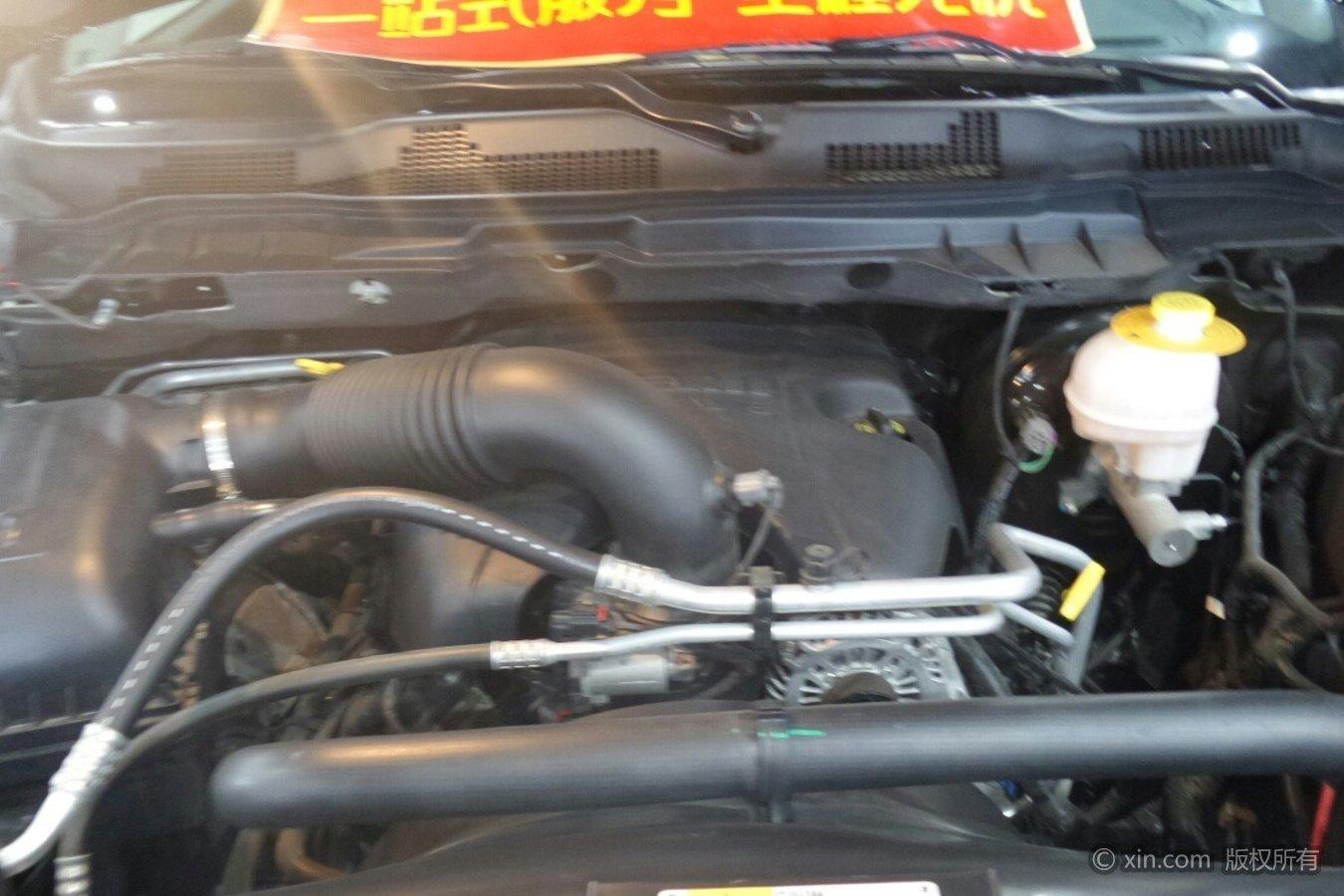 道奇Ram发动机