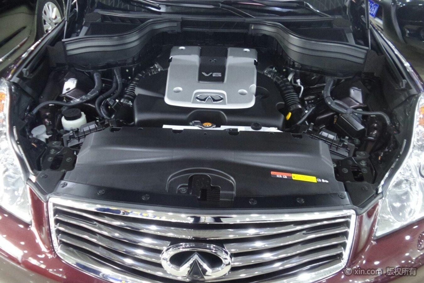 英菲尼迪QX50发动机