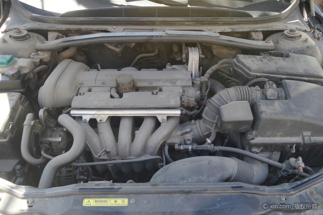 沃尔沃S80发动机