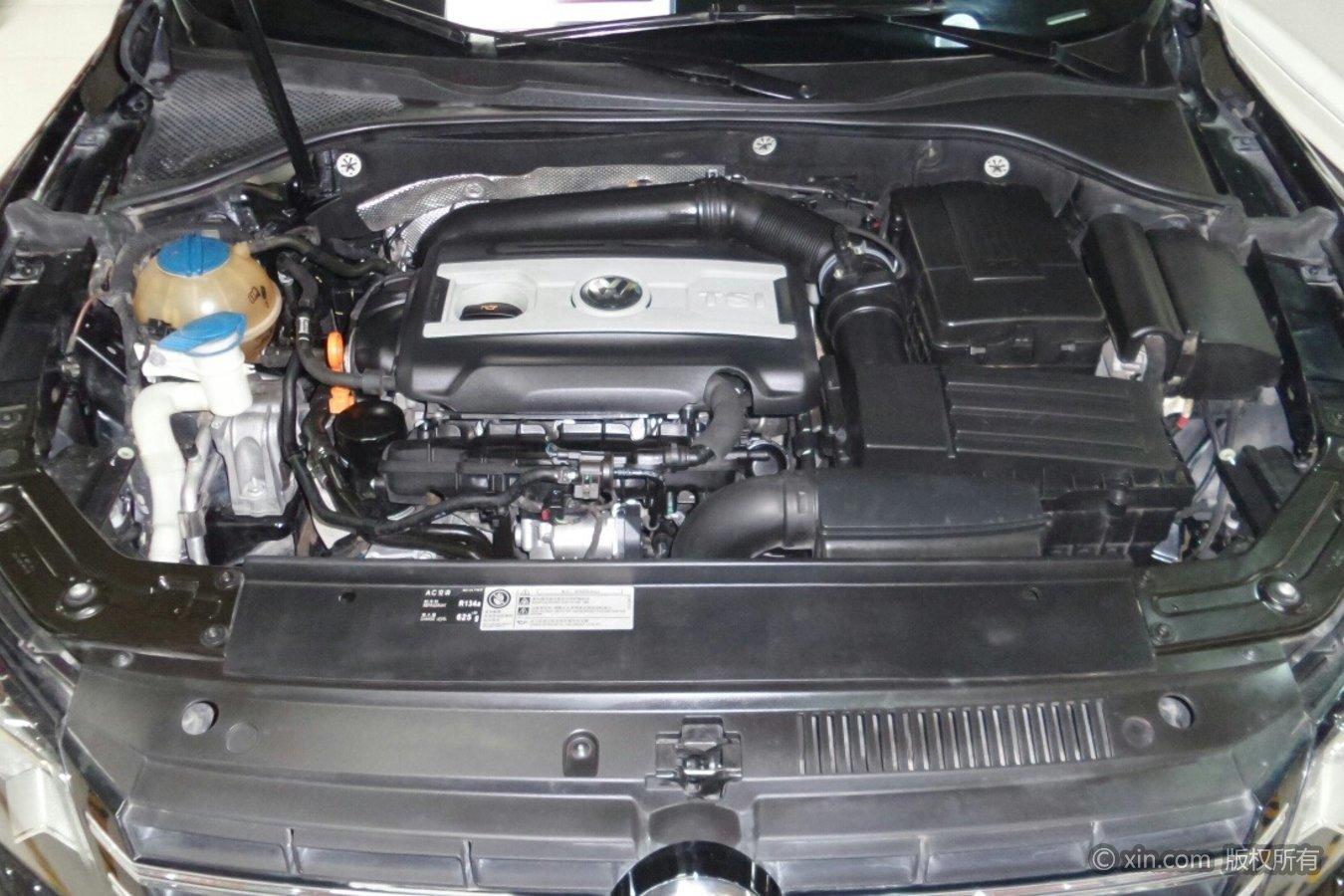 大众帕萨特发动机