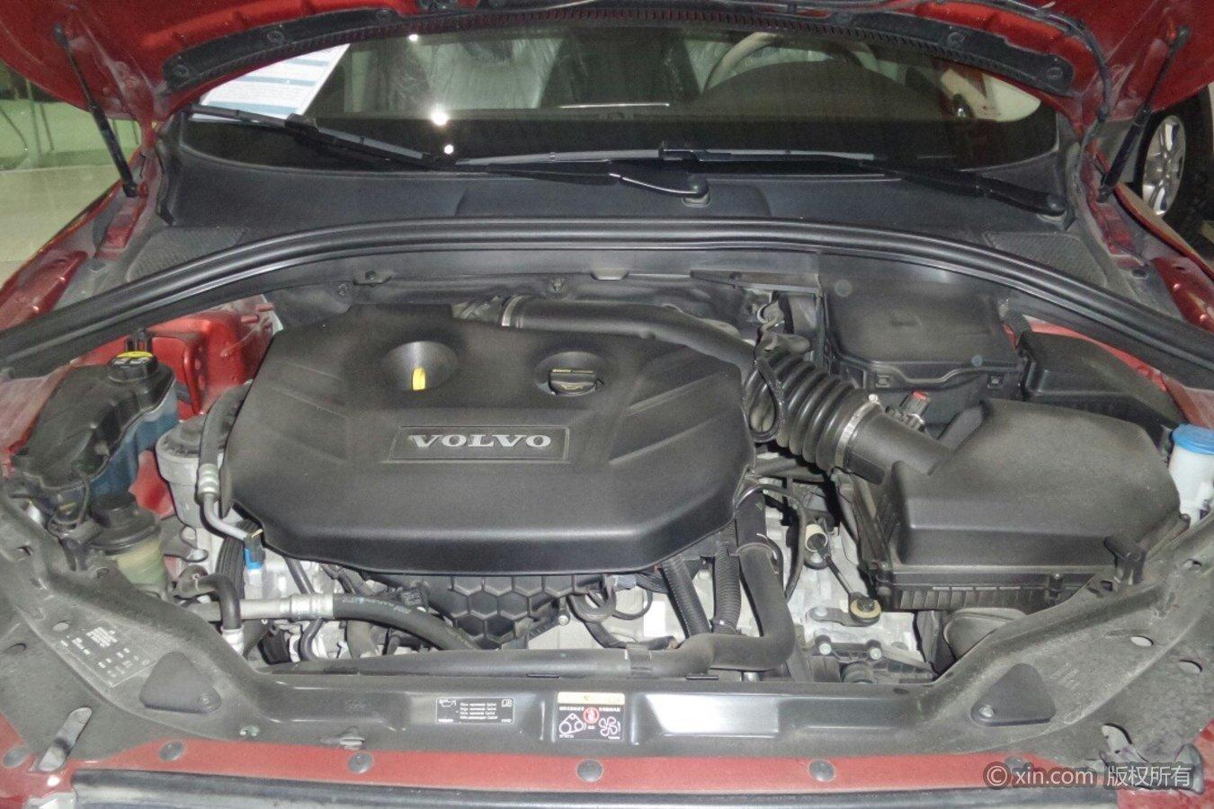 沃尔沃XC60发动机
