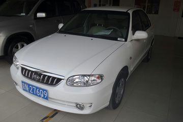 起亚 千里马 2005款 1.3L 自动 GL(国Ⅱ)