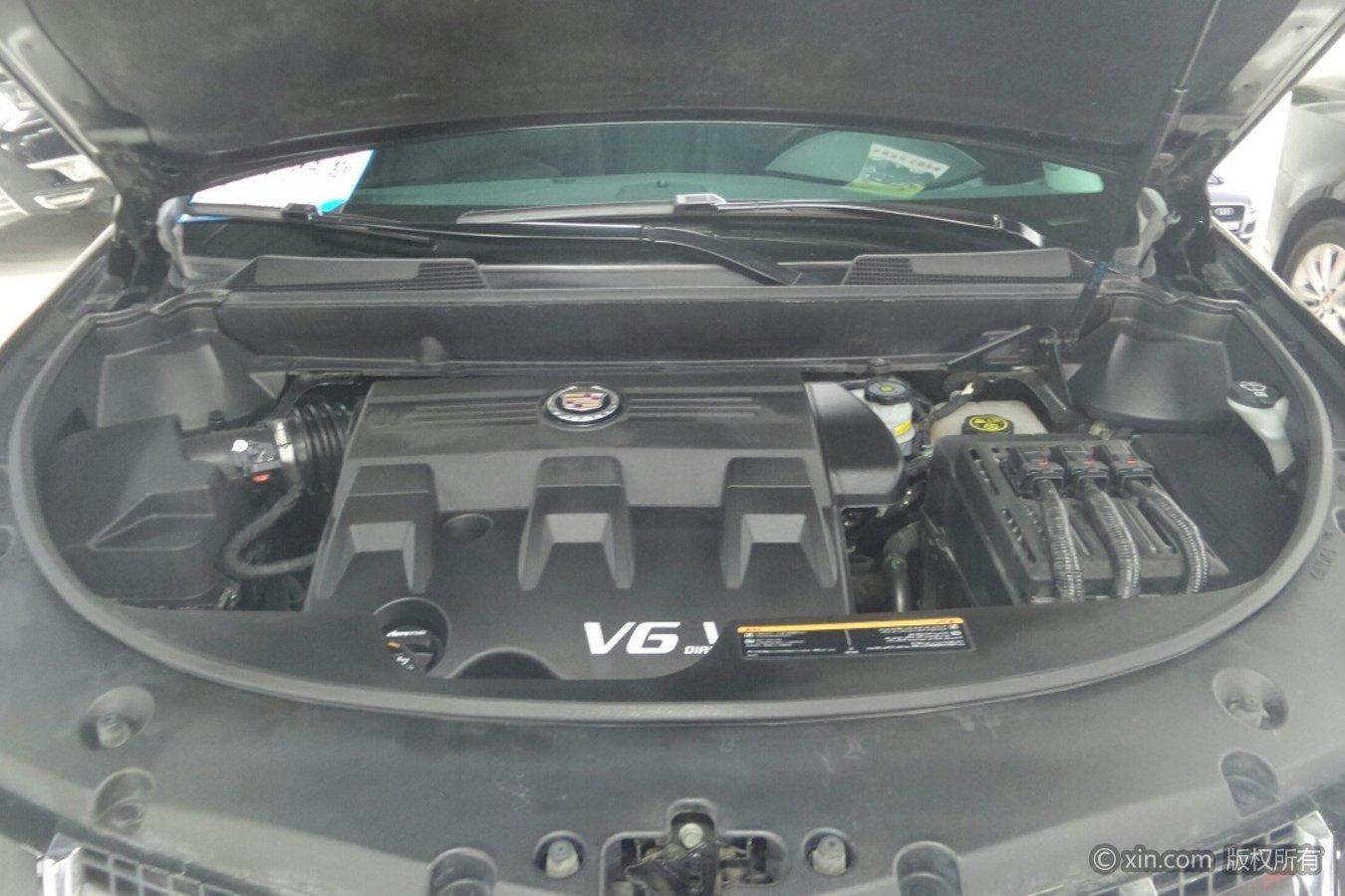 凯迪拉克SRX发动机