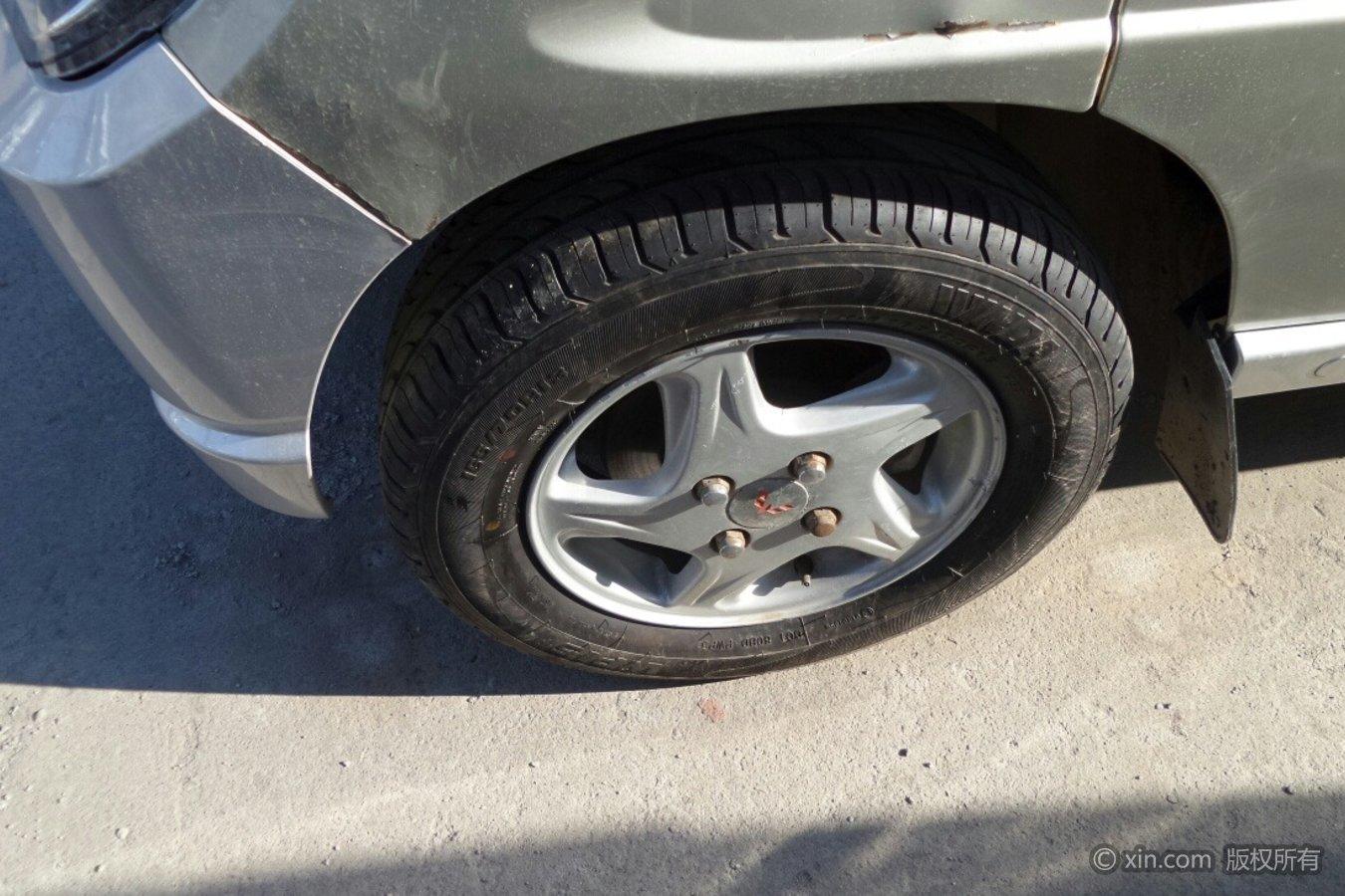 五菱汽车扬光轮毂
