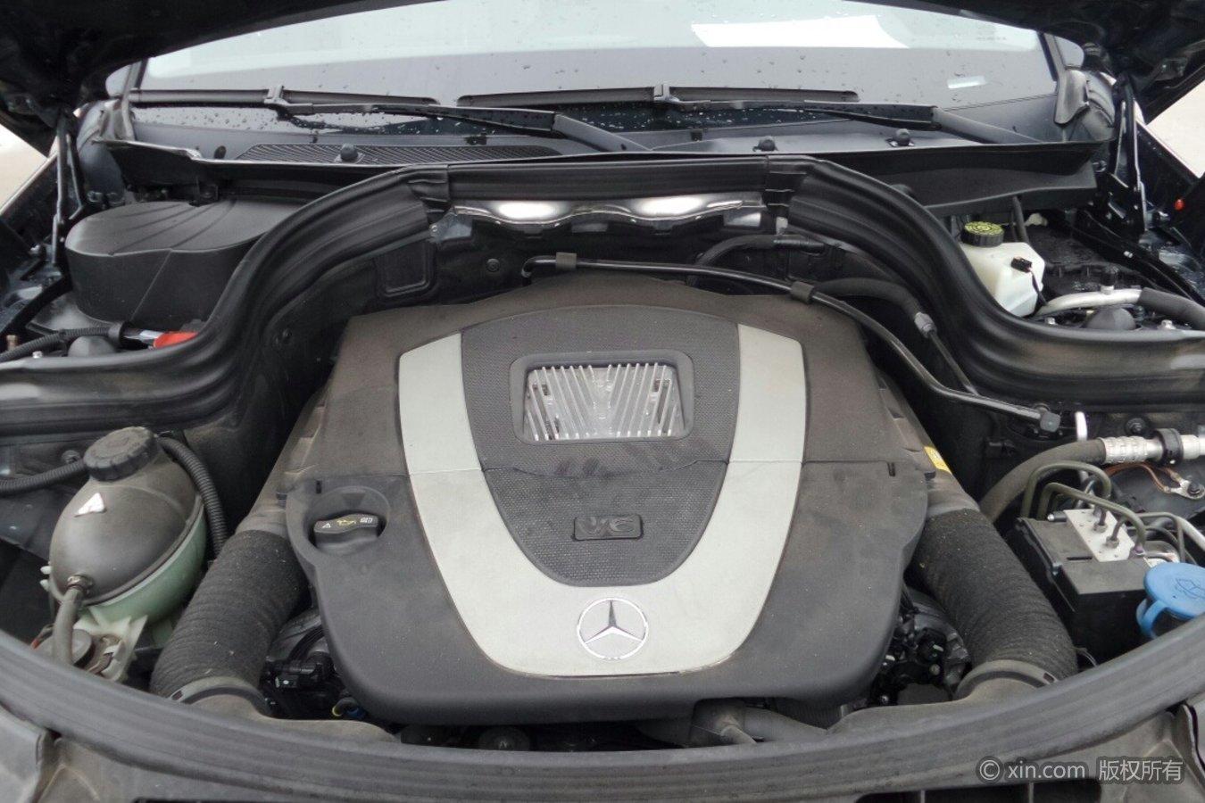 奔驰GLK级(进口)发动机