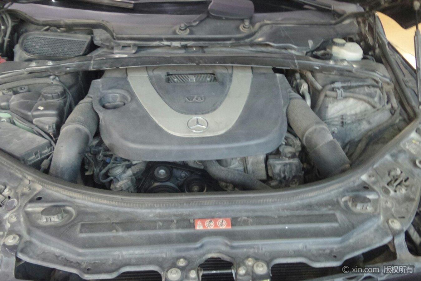 奔驰R级发动机