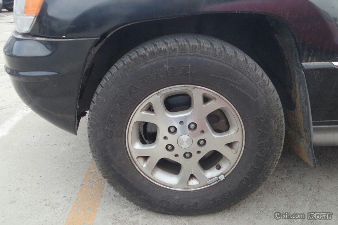 Jeep大切诺基轮毂