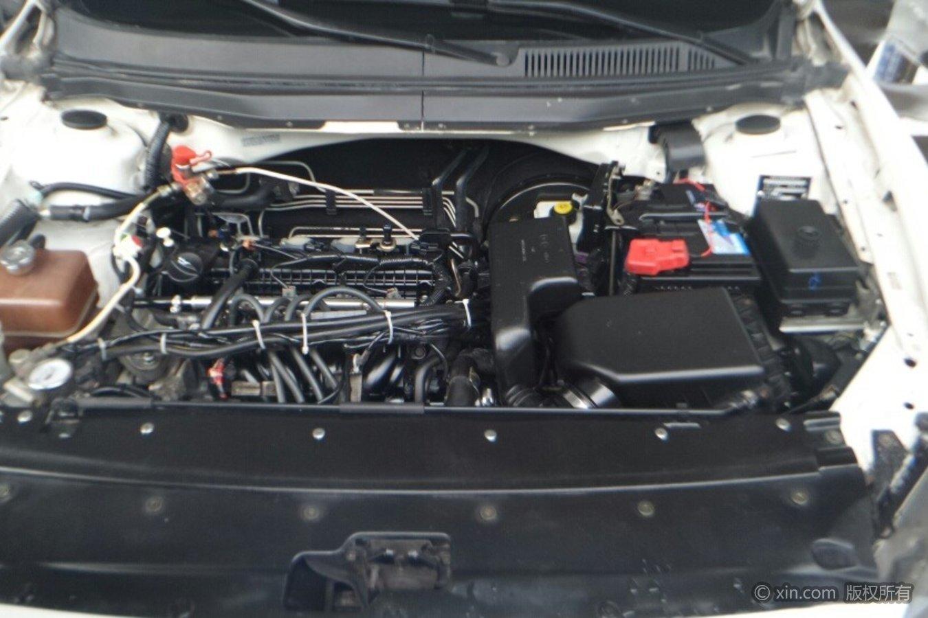 中华H530发动机