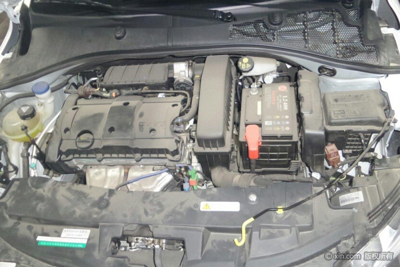 标致301发动机