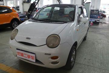奇瑞 QQ3两厢 2006款 0.8L 手动 实力型(国Ⅲ)