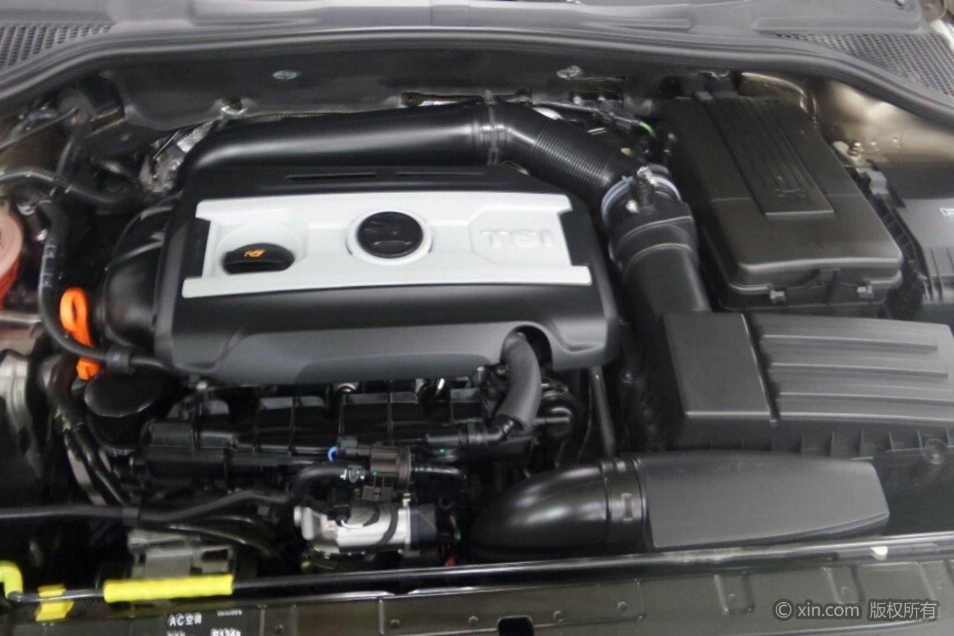 斯柯达Yeti发动机