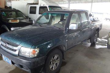 长城 迪尔 2005款 2.8T 手动 柴油 大双排豪华型(国Ⅲ)
