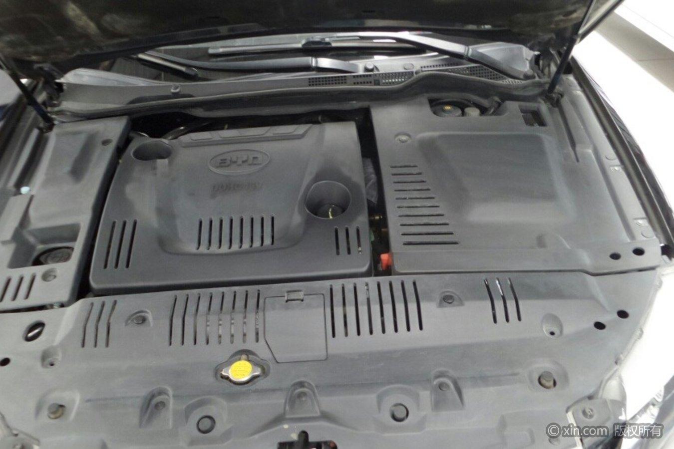 比亚迪G6发动机