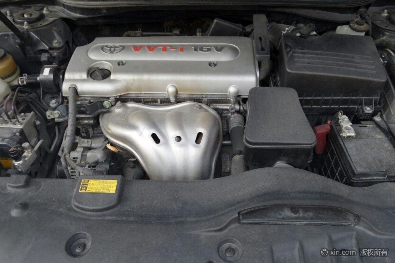 丰田凯美瑞发动机