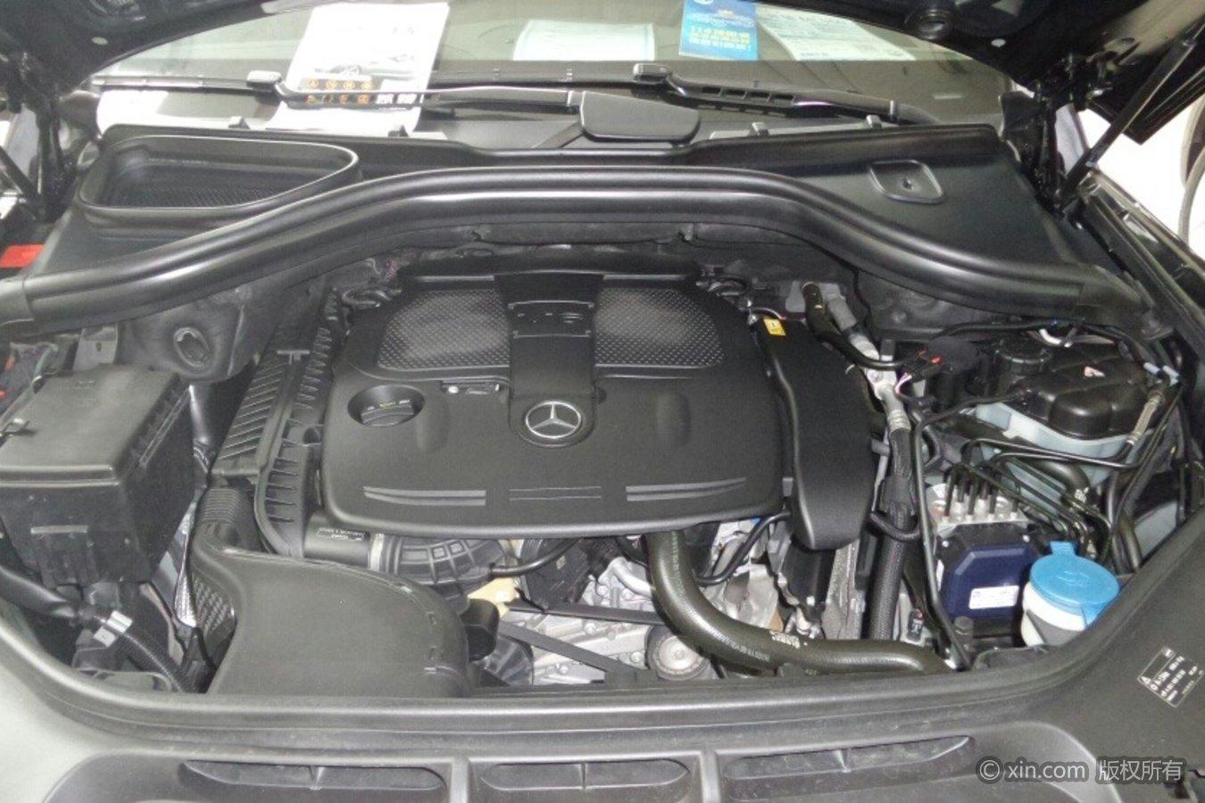 奔驰ML级发动机