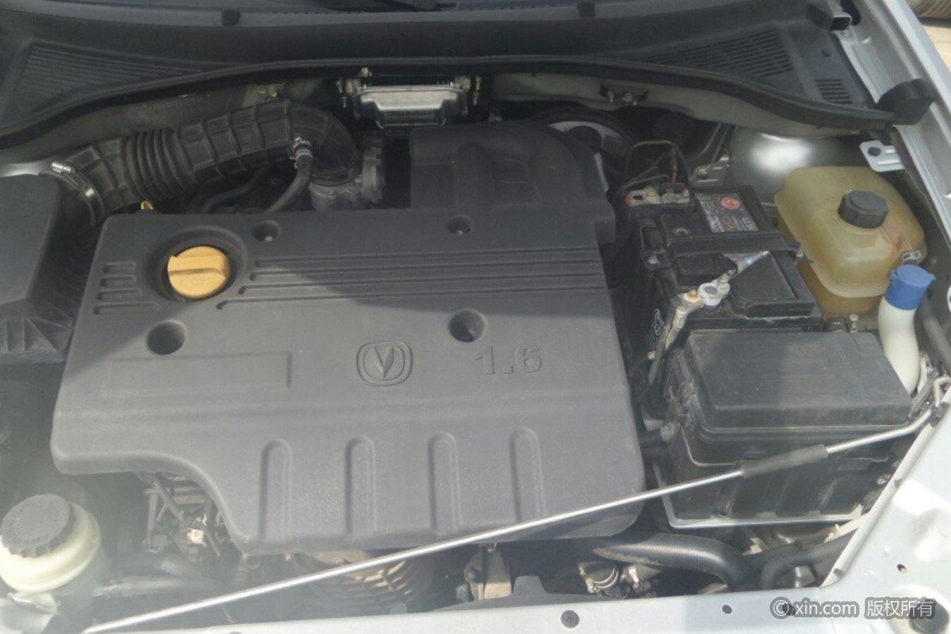 长安CX30发动机