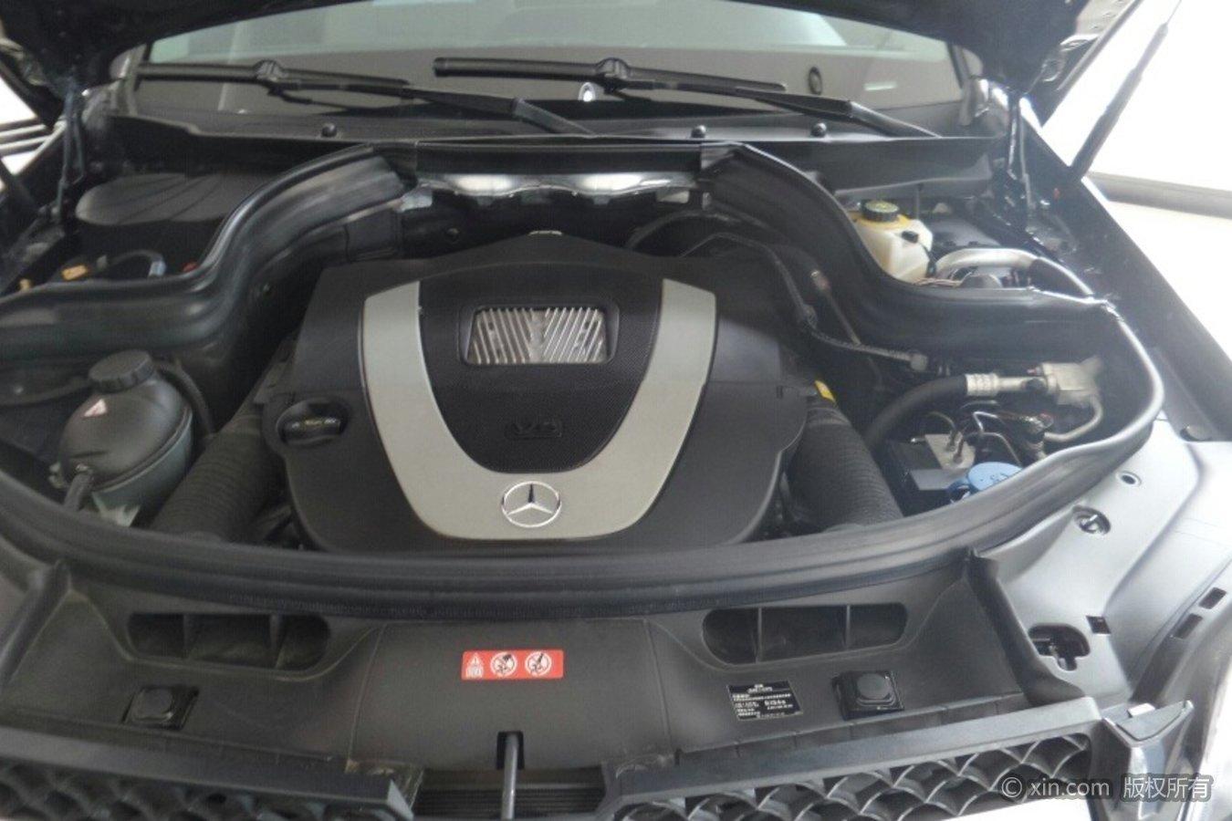 奔驰GLK级发动机