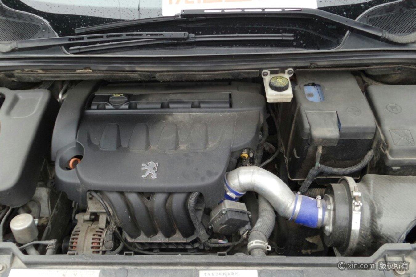 标致307发动机