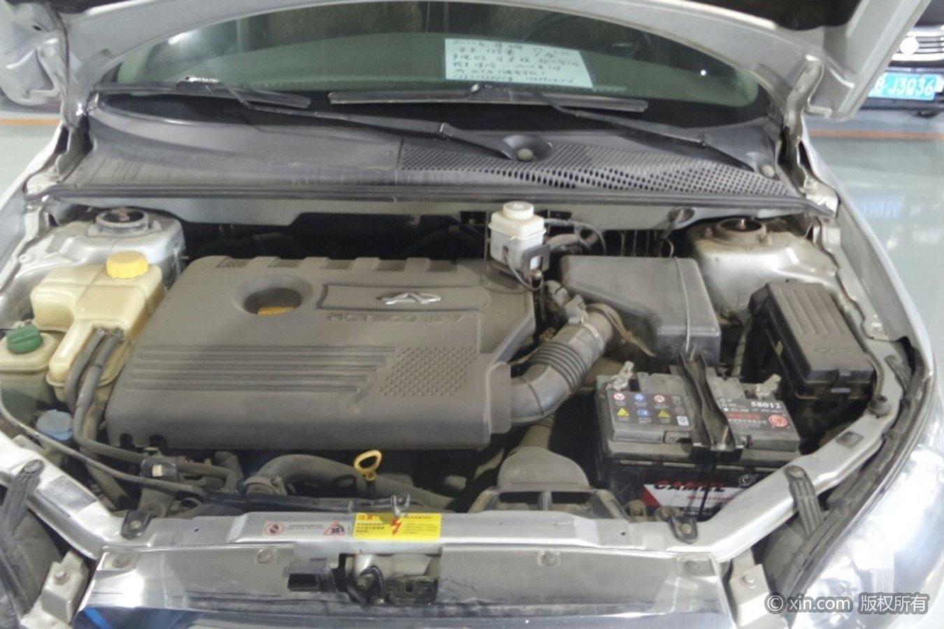 威麟V5发动机
