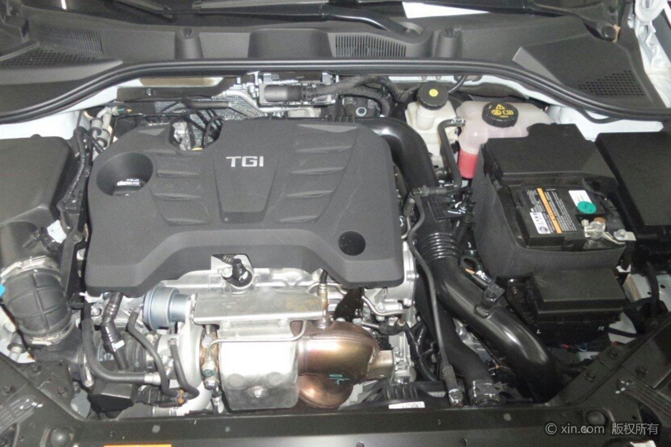 MG锐行发动机