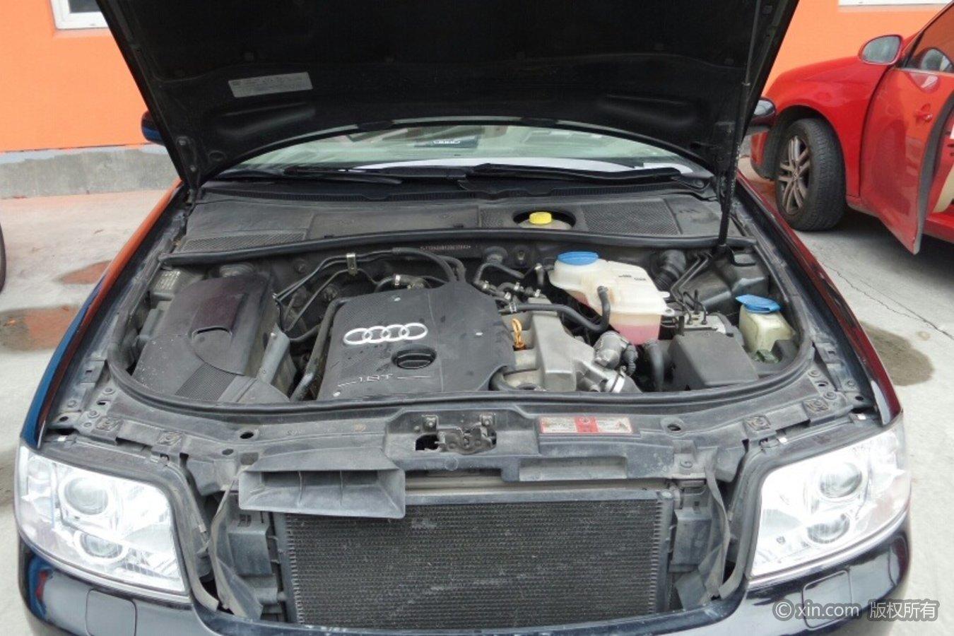 奥迪A6(进口)发动机