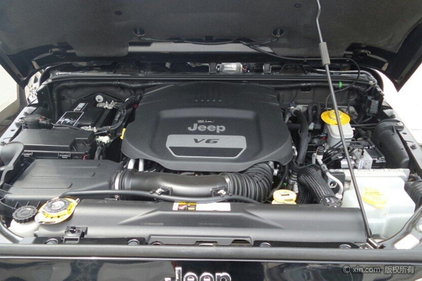 Jeep牧马人发动机