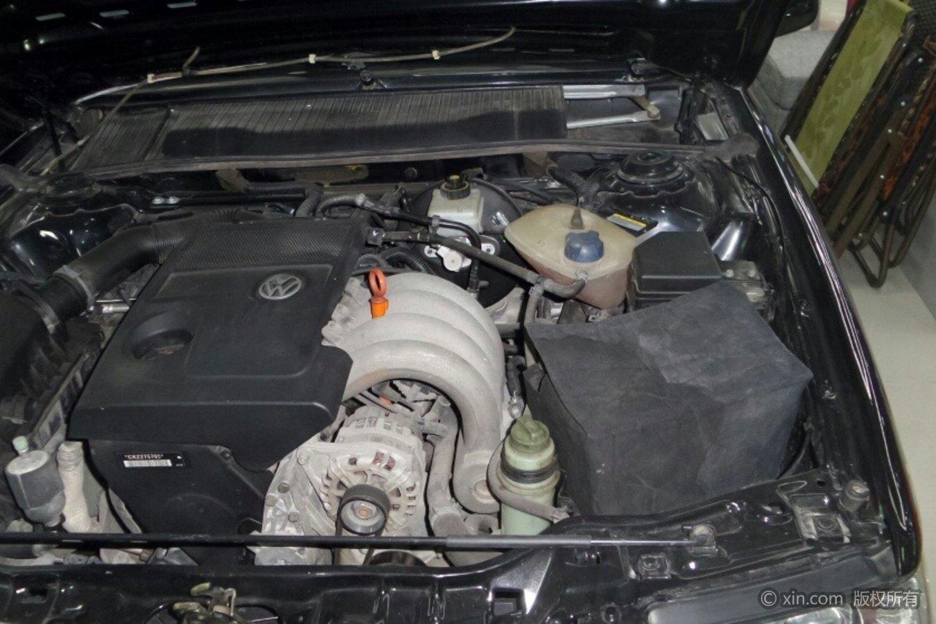 大众桑塔纳发动机