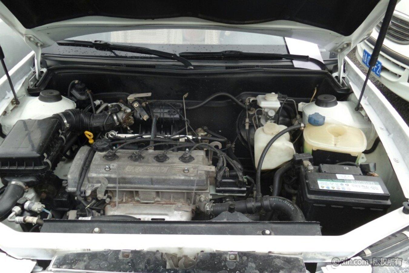 野马汽车F99发动机