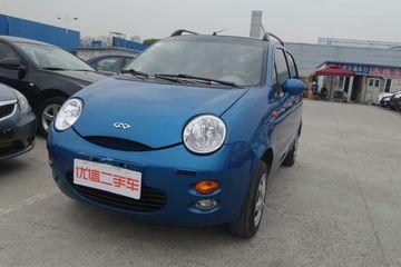 奇瑞 QQ3两厢 2012款 1.0L 手动 活力版(国Ⅳ)