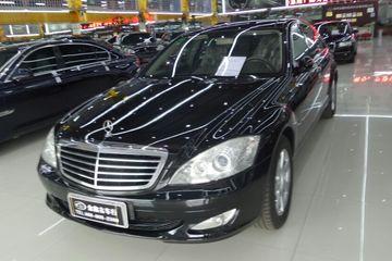 奔驰 S-Class 2006款 S300 3.0L 自动 商务型加长版