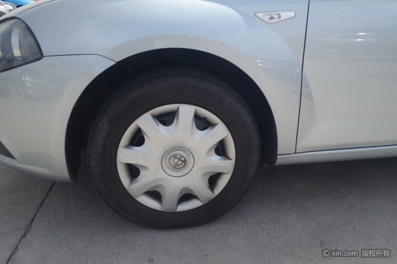 中华骏捷FRV轮毂