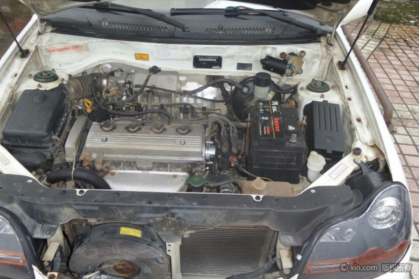 吉利汽车自由舰发动机