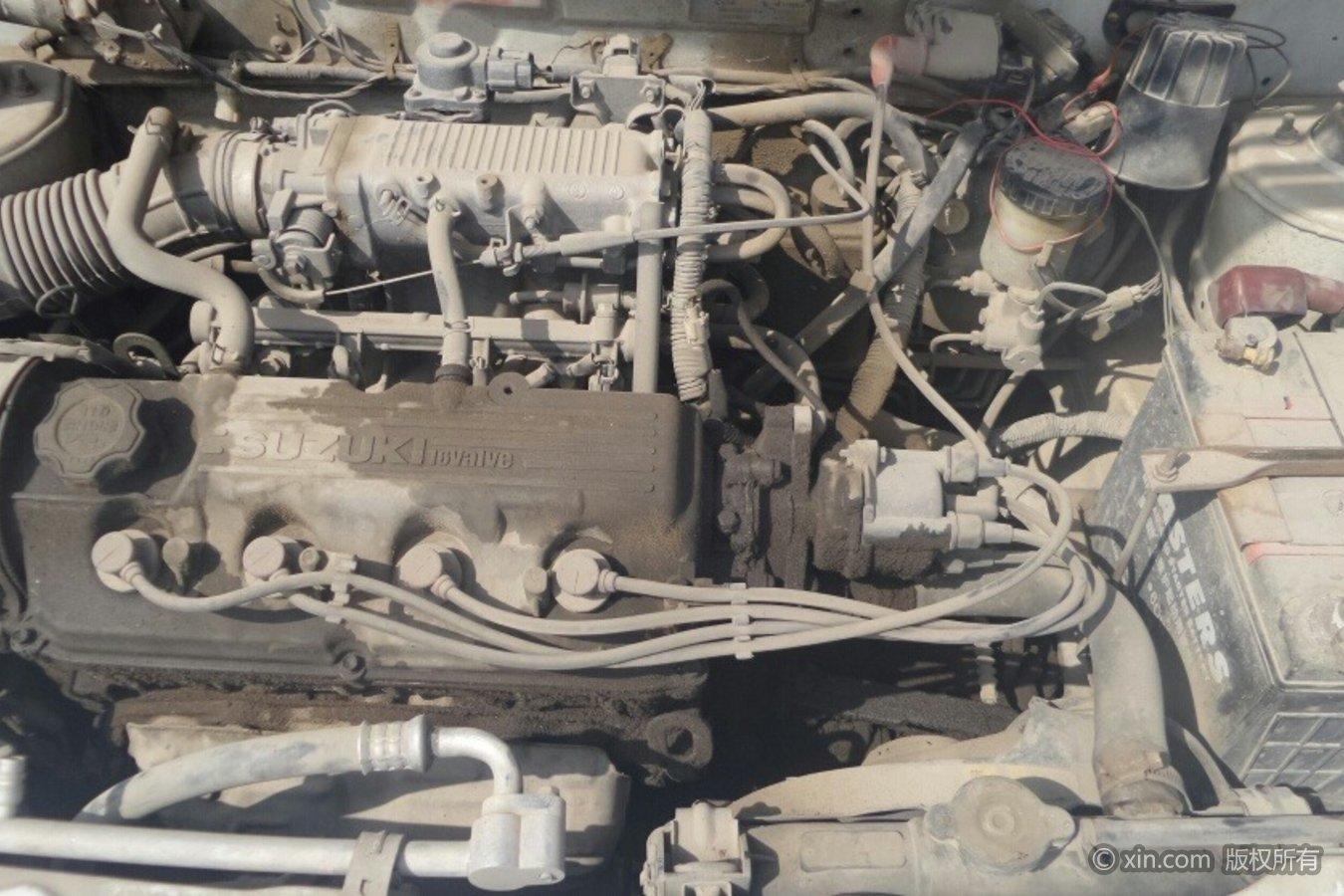 铃木羚羊发动机