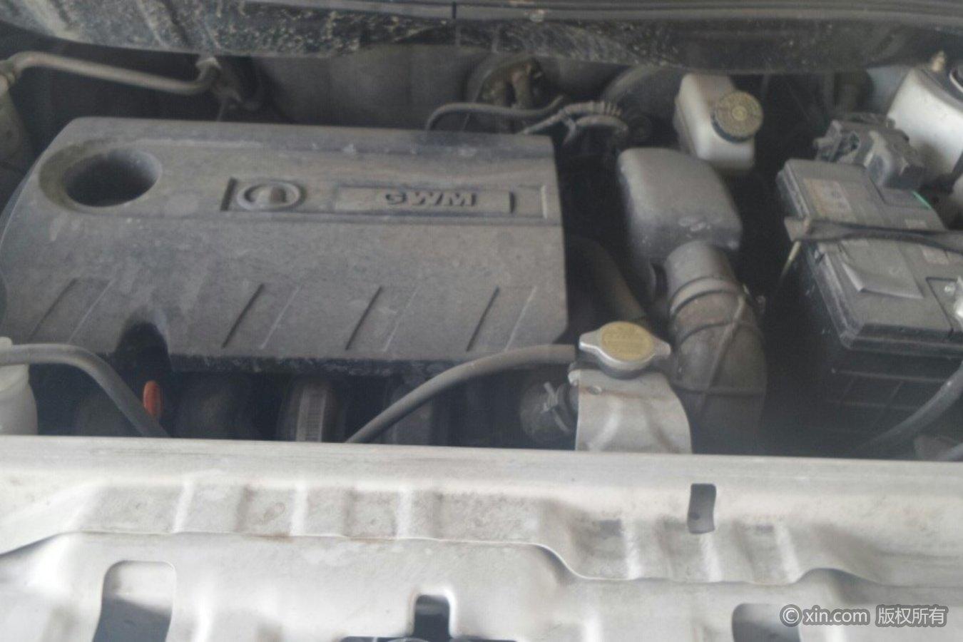 长城长城M4发动机