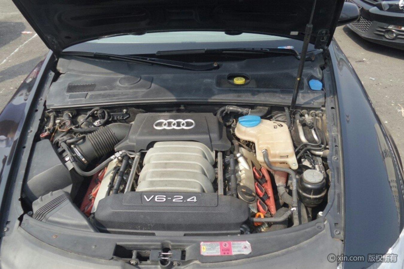 奥迪A6L发动机