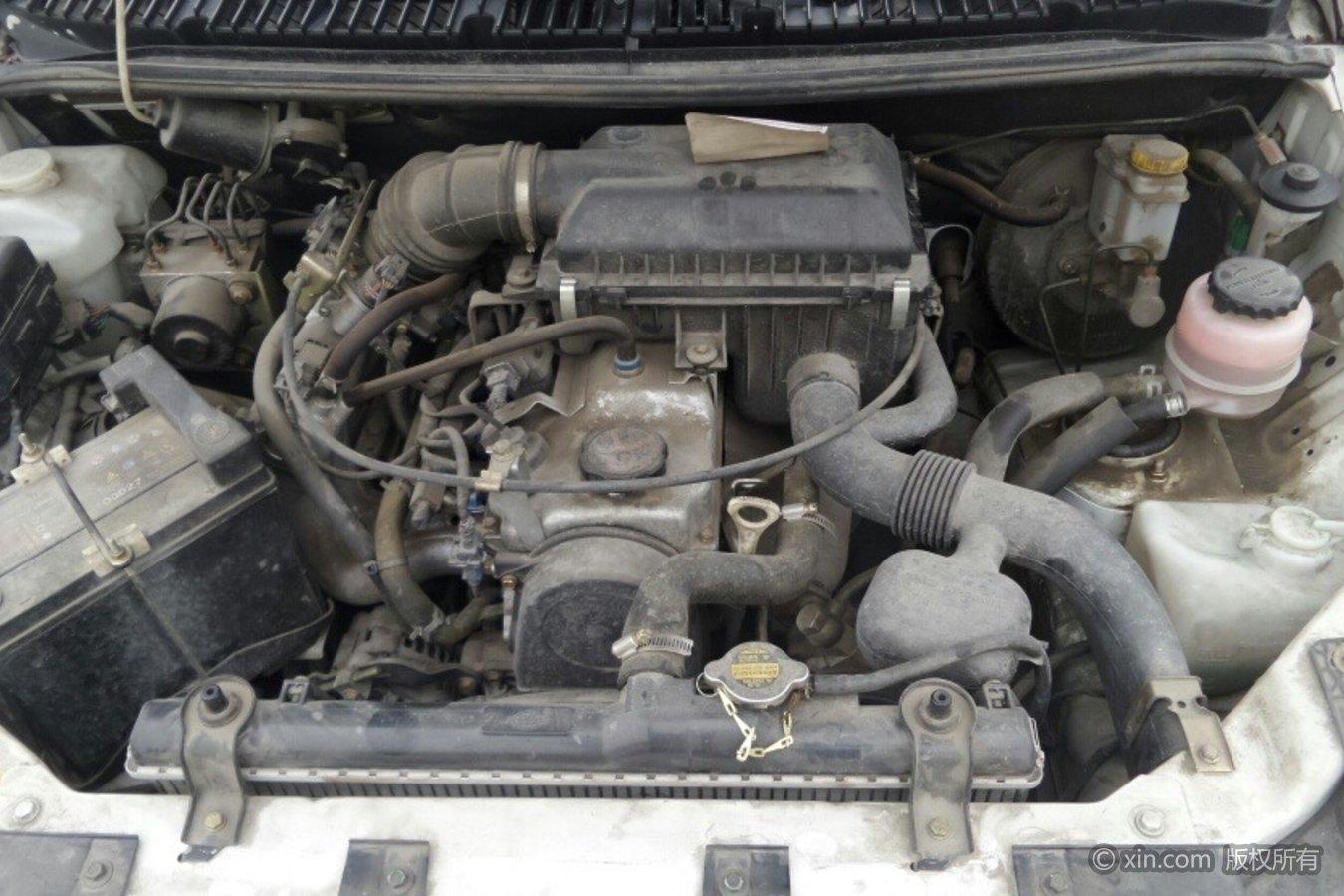 众泰T200发动机