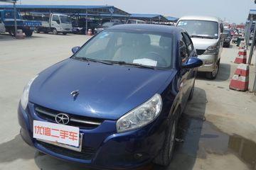 江淮 同悦三厢 2008款 1.3L 手动 标准型(国Ⅲ)