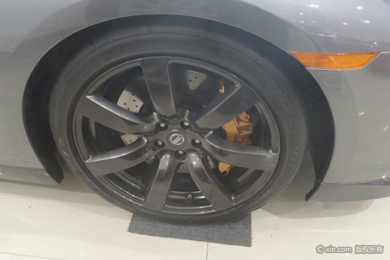 日产GT-R轮毂