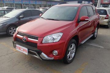 丰田 RAV4 2012款 2.4L 自动 豪华型炫装版 四驱(国Ⅳ)