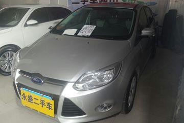 福特 福克斯三厢 2012款 1.6L 自动 风尚型(国Ⅳ)