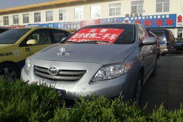 丰田 卡罗拉 2008款 1.8L 手动 GL-S(国Ⅲ)