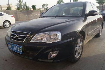 现代 伊兰特三厢 2010款 1.6L 手动 GL CNG(国Ⅲ)