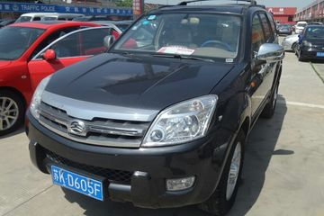 长城 哈弗汽油系列 2006款 2.4L 手动 B3超豪华型(国Ⅱ)