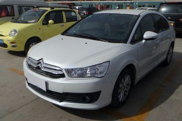 雪铁龙 世嘉三厢 2013款 1.6L 手动 品尚型 CNG(国Ⅳ)
