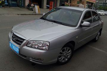 现代 伊兰特三厢 2010款 1.6L 自动 GL舒适型(国Ⅳ)