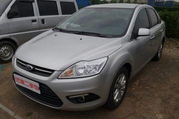 福特 福克斯三厢 2012款 1.8L 自动 经典基本型(国Ⅳ)