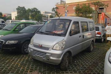 五菱 荣光 2011款 1.2L 手动 8座基本型(国Ⅳ)