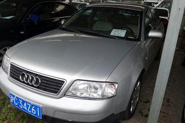 奥迪 A6 2002款 1.8T 手动 舒适型(国Ⅱ)