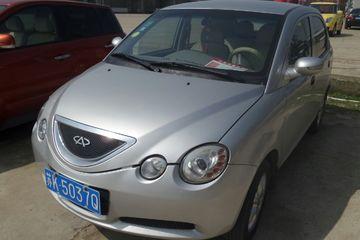 奇瑞 QQ6三厢 2007款 1.1L 手动 标准型(国Ⅲ)