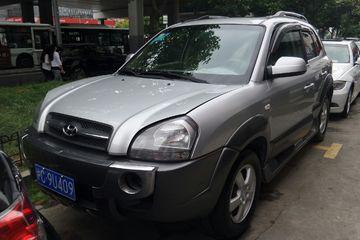 现代 途胜 2008款 2.0 GL 自动 舒适天窗型前驱